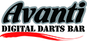 Digital darts bar Avanti